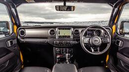 Jeep Wrangler Unlimited RHD