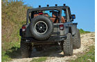Jeep Wrangler Unlimited Rubicon Stealth Showcar