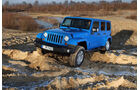 Jeep Wrangler Unlimited Sahara 2011