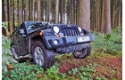 Jeep Wrangler Unlimited Sahara 3.6 Test