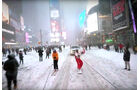 Jeep und Snowboard in New York 2016