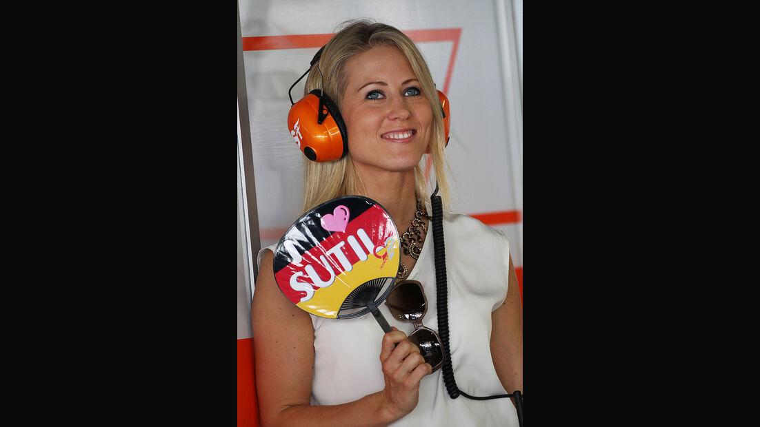 Jennifer Becks - Formel 1 - GP Japan - Suzuka - 11. Oktober 2013