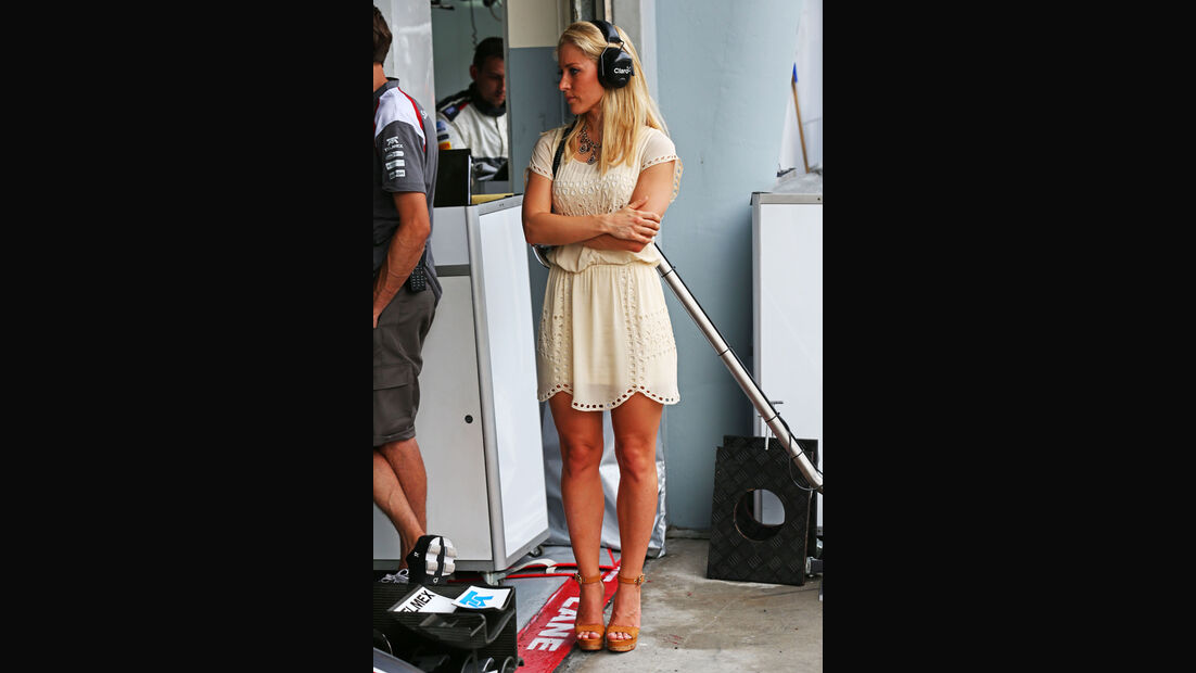 Jennifer Becks - Formel 1 - GP Malaysia - Sepang - 29. März 2014
