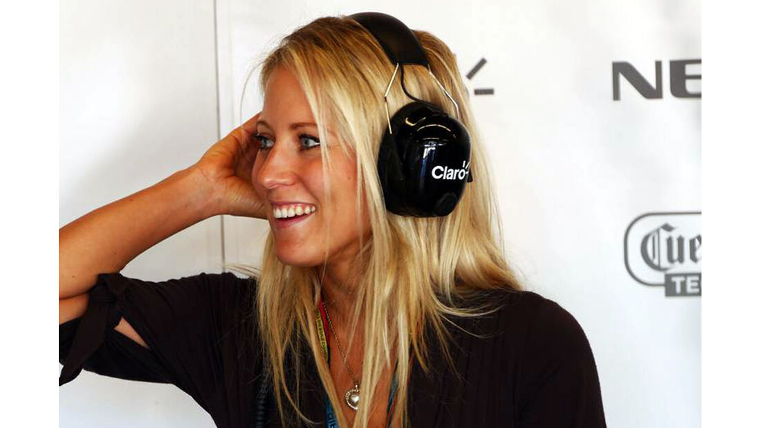 Jennifer Becks  - Formel 1 - GP USA - 31. Oktober 2014