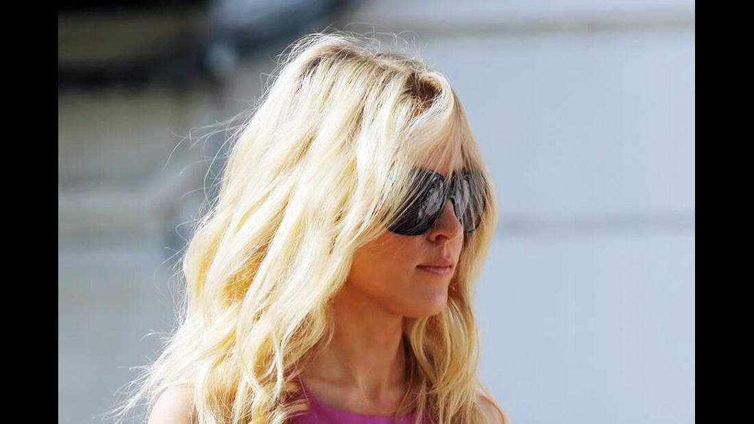 Jennifer Becks - Formel 1 - GP Ungarn - 26. Juli 2014