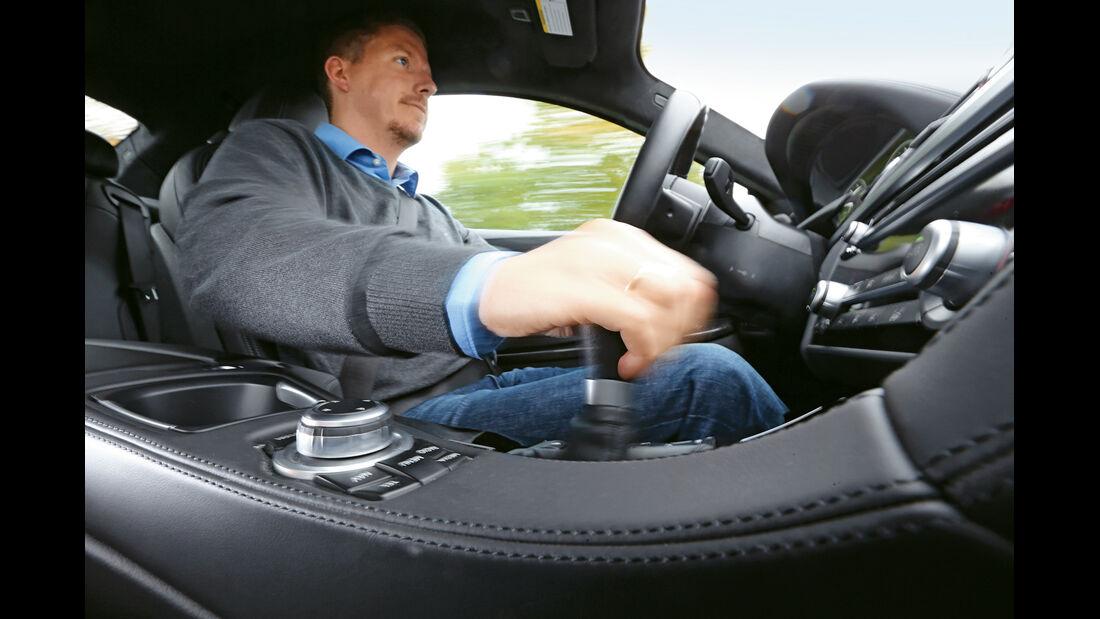 Jens Dralle, Cockpit
