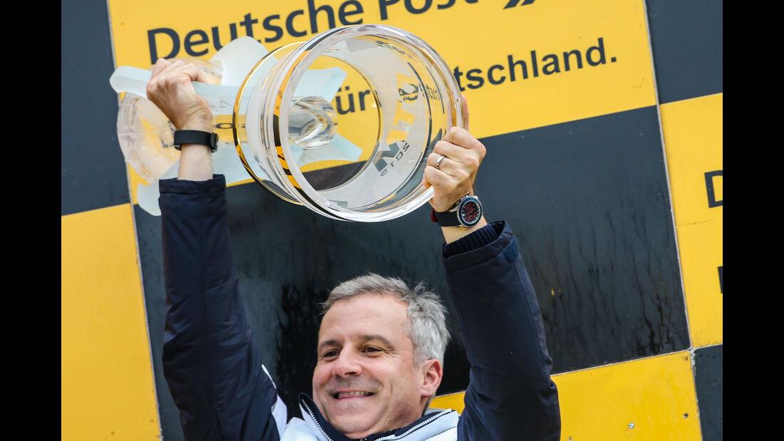 Jens Marquardt - BMW - DTM Hockenheim 2015