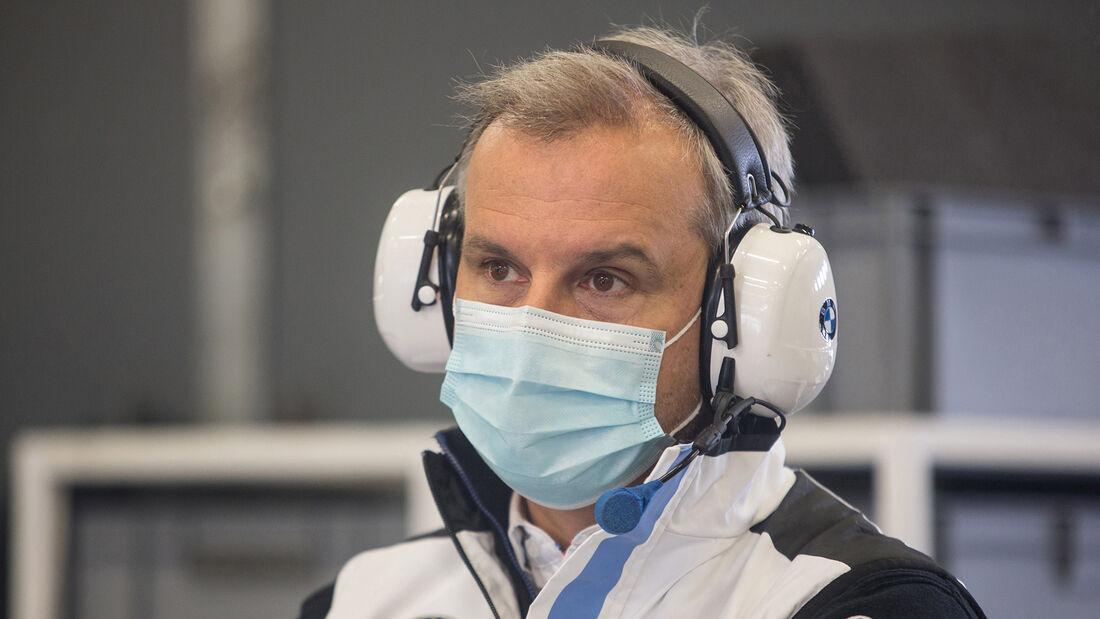 Jens Marquardt - BMW - DTM - Testfahrten - Nürburgring - 8. Juni 2020