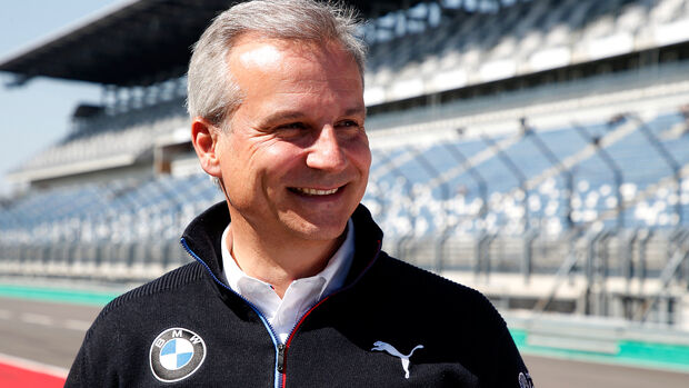 Jens Marquardt - BMW - Motorsport