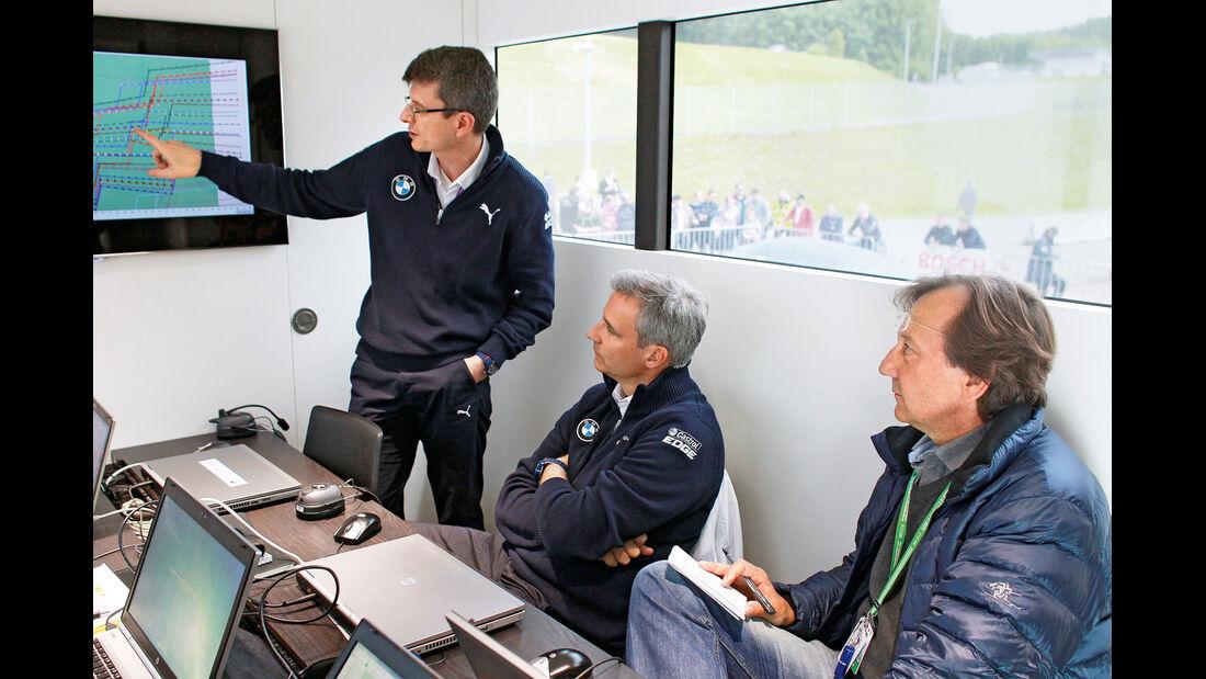 Jens Marquardt, Meeting