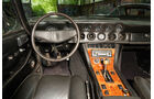 Jensen Interceptor, Cockpit