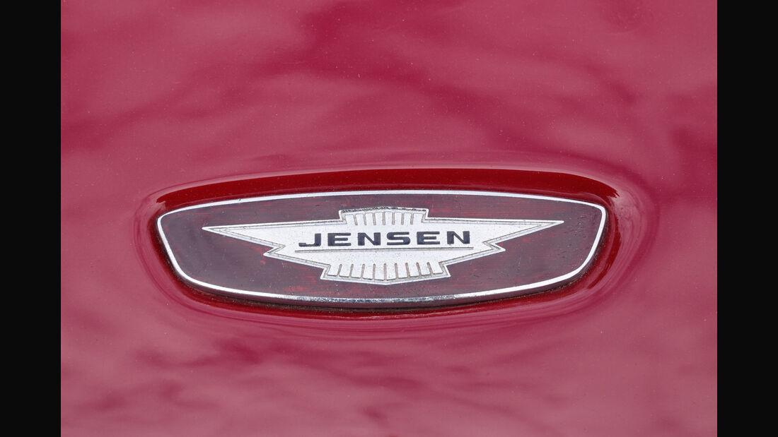 Jensen Interceptor, Emblem