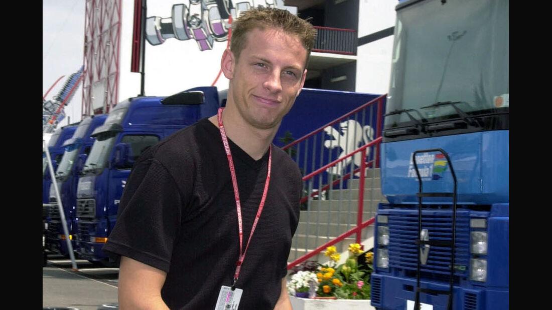 Jenson Button - 2000