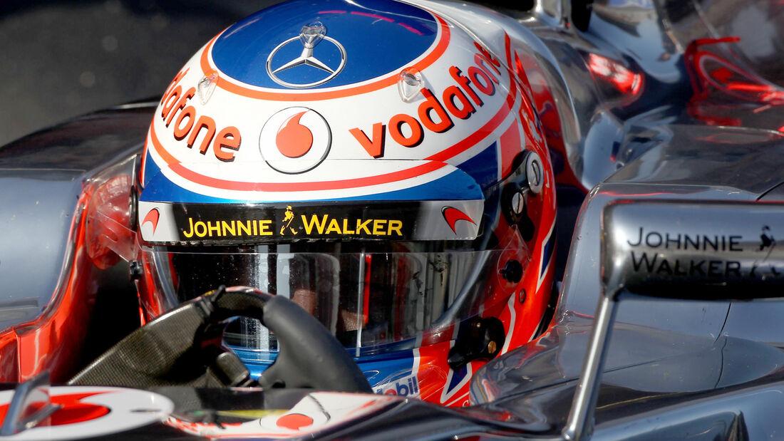 Jenson Button F1 2012