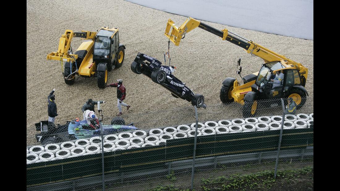 Jenson Button - F1 - Nürburgring - 2007
