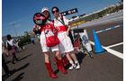 Jenson Button-Fans - Formel 1 - GP Japan - Suzuka - 4. Oktober 2012