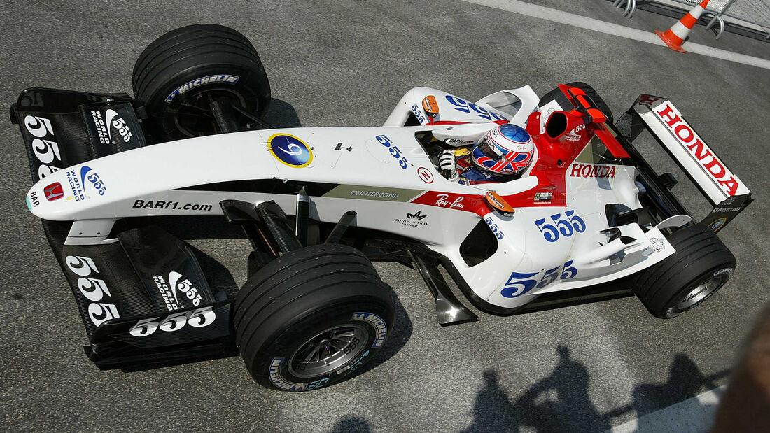 Jenson Button - Formel 1 2004