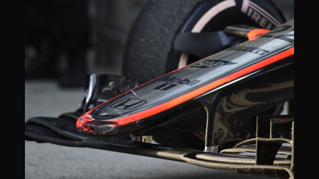 Jenson Button - Formel 1 - GP China 2015