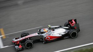 Jenson Button - Formel 1 - GP Deutschland - 21. Juli 2012