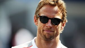 Jenson Button - Formel 1 - GP Italien - 6. September 2012