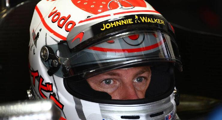 Jenson Button  - Formel 1 - GP Japan - 07. Oktober 2011