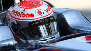 Jenson Button  - Formel 1 - GP Japan - 08. Oktober 2011