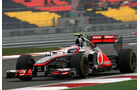 Jenson Button  - Formel 1 - GP Korea - 15. Oktober 2011