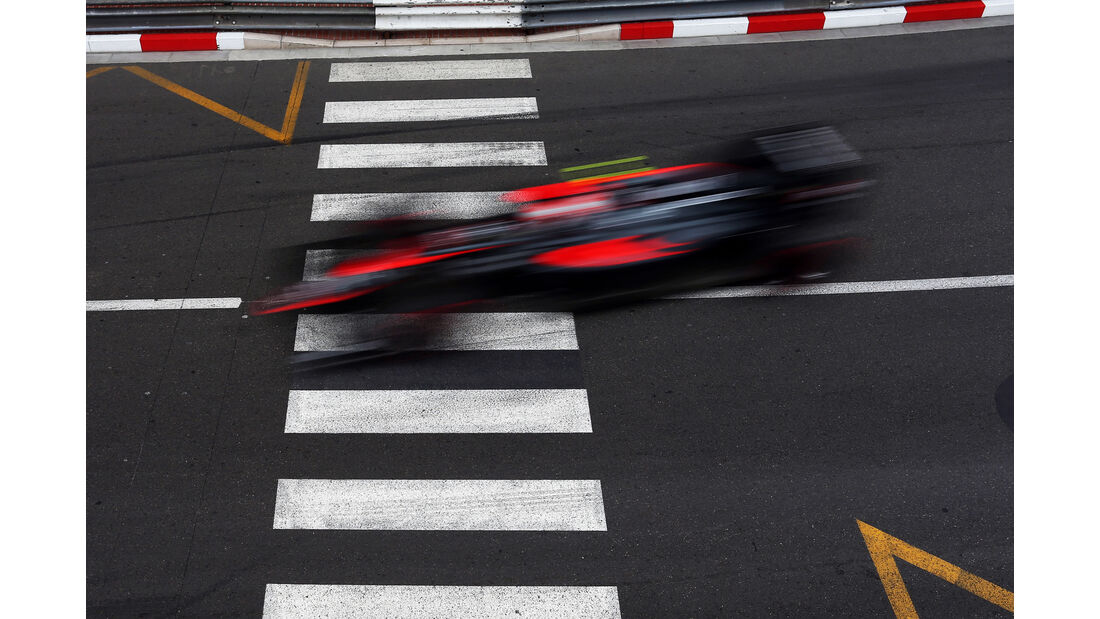 Jenson Button  - Formel 1 - GP Monaco - Sonntag - 24. Mai 2015