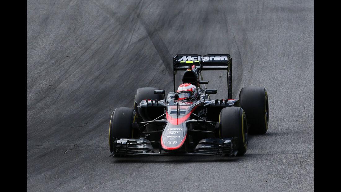 Jenson Button - Formel 1 - GP Österreich 2015