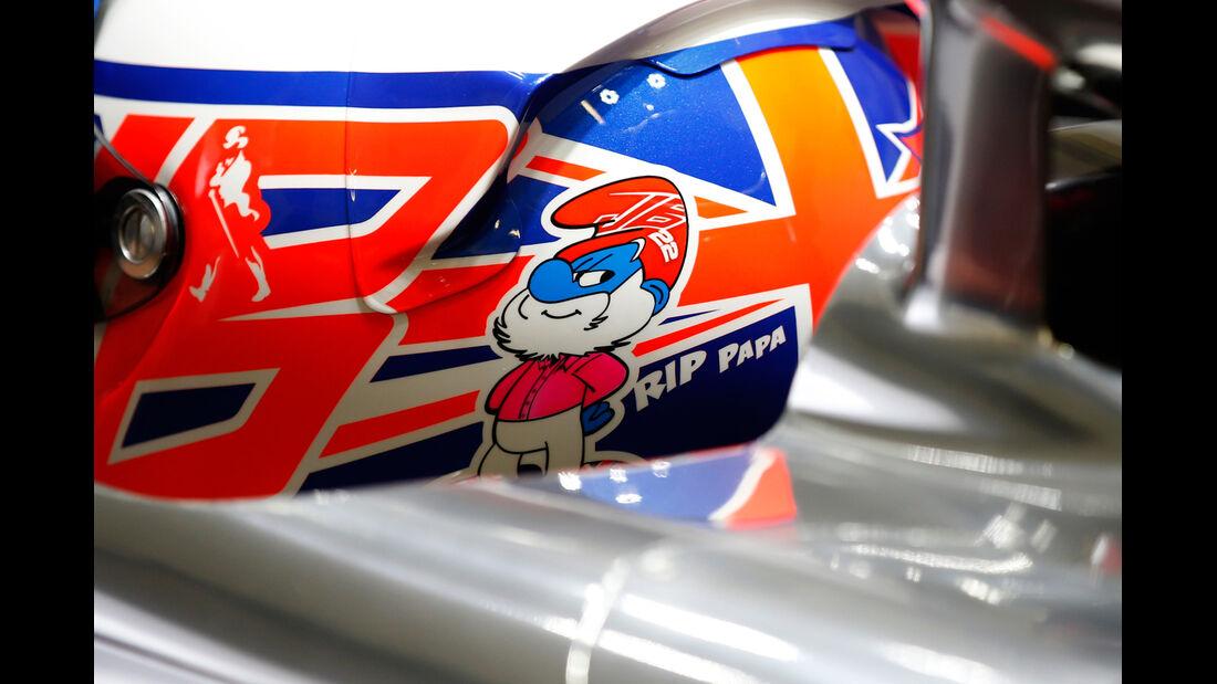 Jenson Button - Formel 1 - Jerez-Test 2014