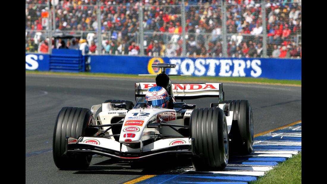 Jenson Button - GP Australien 2006