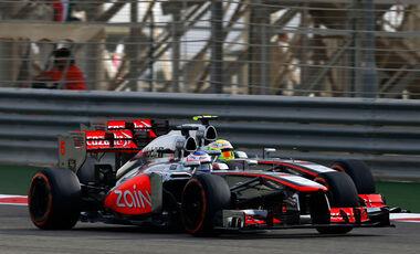 Jenson Button - GP Bahrain 2013