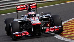 Jenson Button GP Belgien 20112