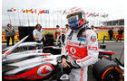 Jenson Button - GP Brasilien 2013