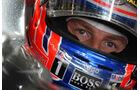Jenson Button - GP England - Training - Silverstone - 8. Juli 2011