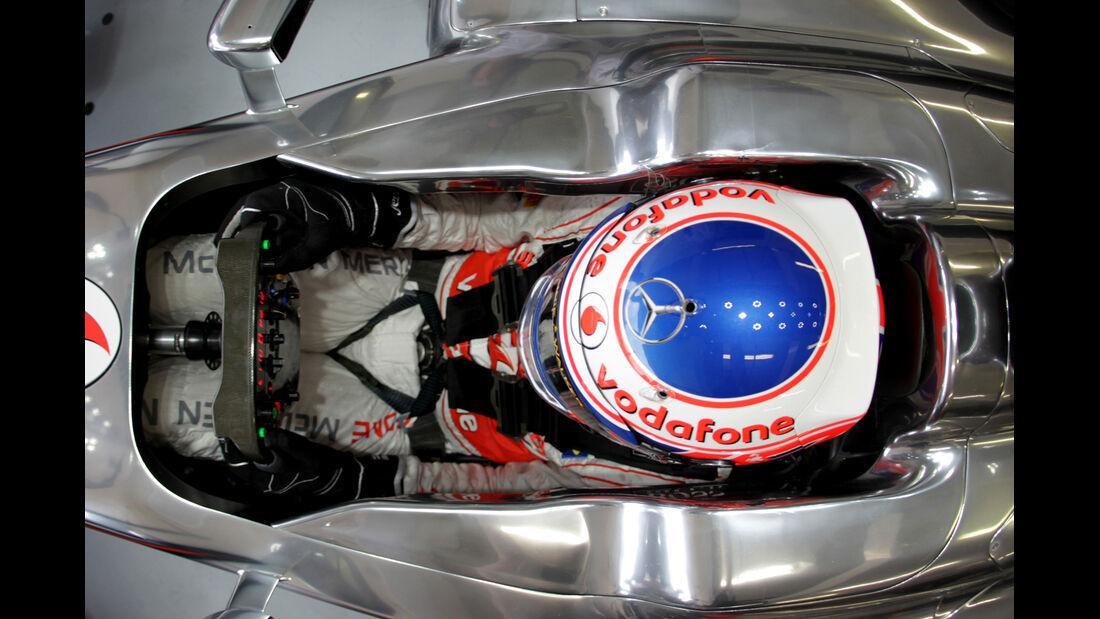 Jenson Button GP Europa 2012