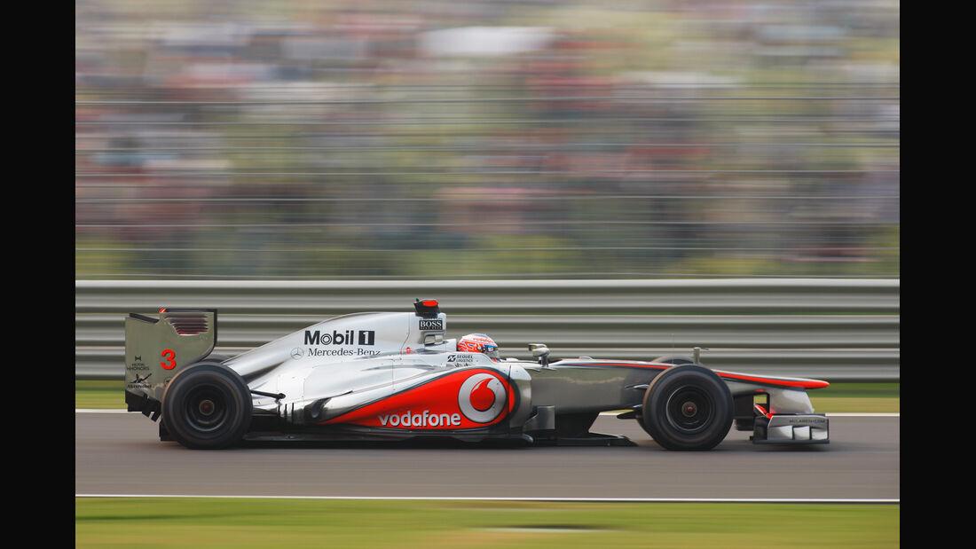 Jenson Button GP Indien 2012