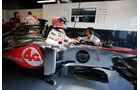 Jenson Button - GP Italien 2013