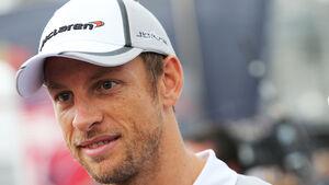 Jenson Button - GP Italien 2014