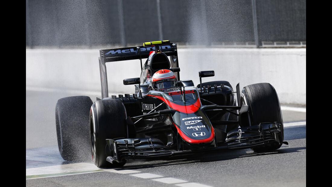 Jenson Button - GP Italien 2015