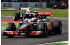 Jenson Button - GP Italien - Monza - 10. September 2011