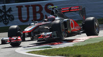 Jenson Button GP Italien Monza 2011