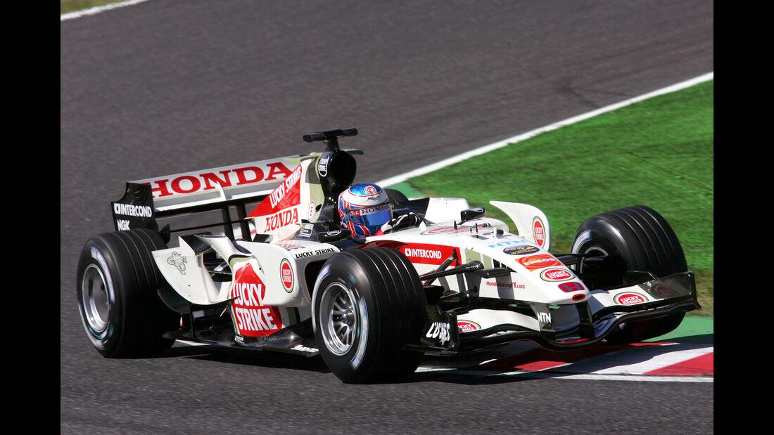 Jenson Button - GP Japan 2006