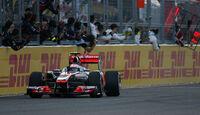 Jenson Button GP Japan 2011