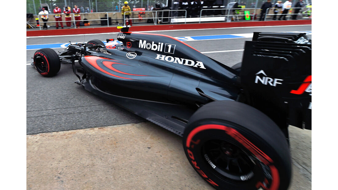 Jenson Button - GP Kanada 2016