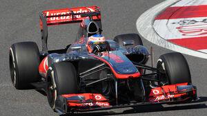 Jenson Button GP Korea 2013