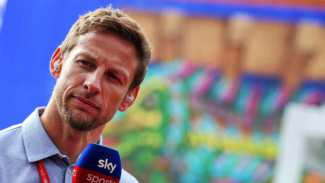 Jenson Button - GP Mexiko 2019