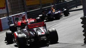 Jenson Button GP Monaco 2011