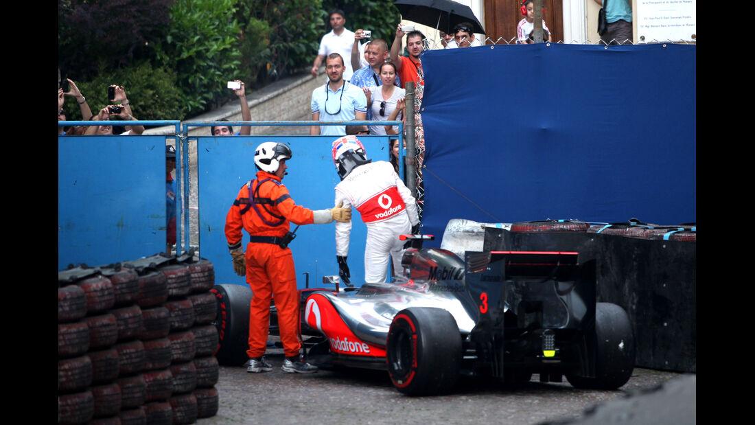 Jenson Button - GP Monaco 2012