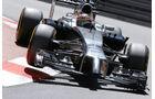 Jenson Button - GP Monaco 2014